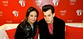 Mark Ronson and Jennifer Su, 2011.jpg