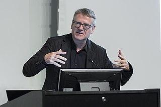 Mark Wigley New Zealand architect and writer
