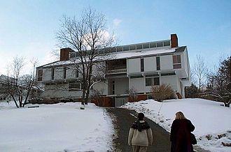 Marlboro College - Marlboro College Library