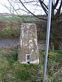 Marles bridge trig point. - geograph.org.uk - 1771461.jpg