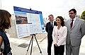 Marta García de la Calzada pone en funcionamiento la EDAR de Horcajo de Santiago.jpg