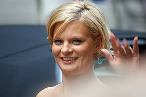Martha Plimpton - Plimpton attending the 63rd Tony Awards, 2009