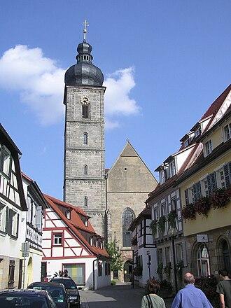 Forchheim - Martinskirche