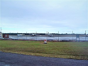 Maryborough Airport (Queensland) - Image: Maryborough Airport