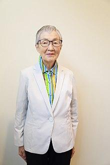 Masako Wakamiya in WikiGap Japan 2019-09-29 (1) sa.jpg
