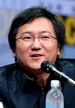 Masi Oka - Oka at the 2017 San Diego Comic-Con International