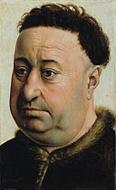 Master of Flémalle - Portrait of a Fat Man - Google Art Project (331318).jpg
