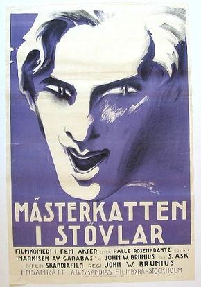 Le Chat Bott Film 1918 Wikimonde