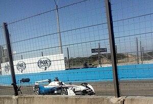 Matthew Brabham - Brabham at the 2014 Punta del Este ePrix
