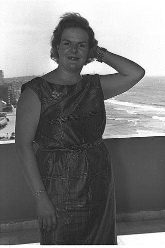 Maureen Forrester - Maureen Forrester, Tel Aviv, 1961