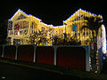Mauritius Divali Diwali Lighting and Decorations 2010.jpg