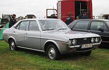 mazda 929 sedan (la2