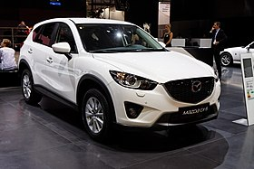 Mazda CX-5 - Mondial de l'Automobile de Paris 2012 - 001.jpg