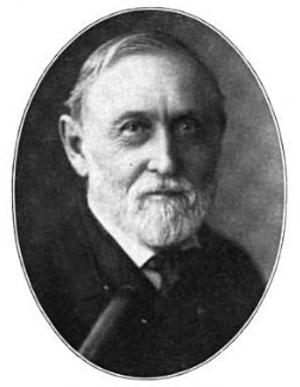 John William McGarvey -  J. W. McGarvey, c. 1904