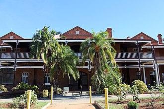 McGregor Museum - Main building, Atlas Street, Kimberley