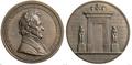 Medaille Joseph von Arneth 1851.png