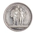Medalj, 1833 - Skoklosters slott - 110771.tif