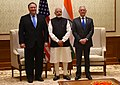 "Meeting with Prime Minister Modi after U.S.-India ""2+2"" Ministerial Dialogue 180906-D-BN624-014 (29574981857).jpg"