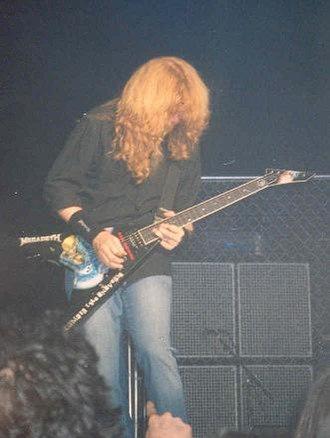 Dave Mustaine - Dave Mustaine at a Gigantour show in Orlando, FL