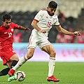 Mehdi Torabi with Iran in 2019 AFC Asian Cup.jpg