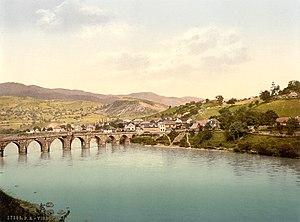 The Bridge on the Drina cover