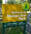 Meisel Ave Park Union County sign.JPG