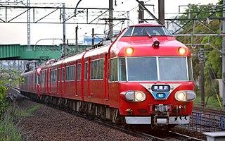 Meitetsu 7000 series Japanese train type