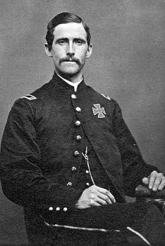 Holman Melcher - Holman Melcher in August 1864