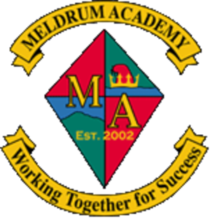 Meldrum Academy - Logo for Rockness