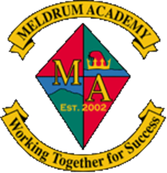 Meldrum Academy - Logo for Rockness