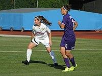 Mella vs Vigilucci Fiorentina Women's FC vs UPC Tavagnacco 2018-06-16.jpg