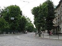 Melnyka Street, Lviv.JPG
