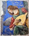 Melozzo da forlì, angeli musicanti, 1480 ca., da ss. apostoli, 01.JPG