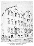 Mendelssohn Geburtshaus Hamburg