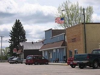 Mentor, Minnesota - Downtown Mentor, c. 2007