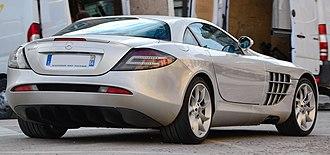 Mercedes-Benz SLR McLaren - Mercedes-Benz SLR McLaren