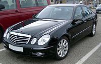 Mercedes-Benz W211 thumbnail