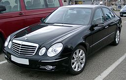 Mercedes W211 front 20080127