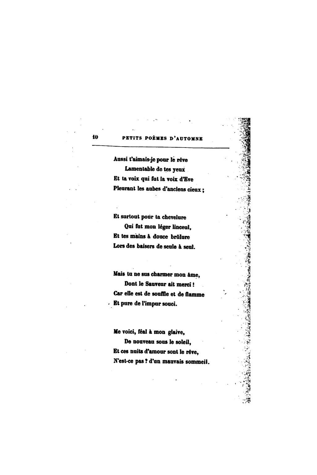 Pagemerrill Petits Poèmes Dautomne 1895djvu18