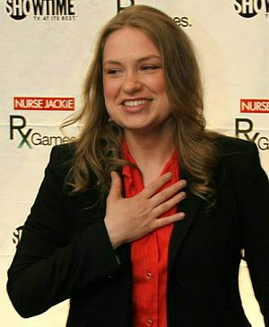Merritt Wever - Wever at Gotham Hall, New York City on March 18, 2010