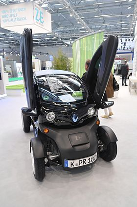 Image illustrative de l'article Renault Twizy