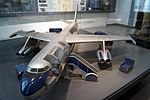 Messemodell strahlgetriebenes Verkehrsflugzeug 1958.jpg