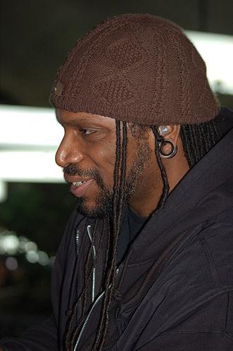 Derrick Green - Derrick Green, 2007.
