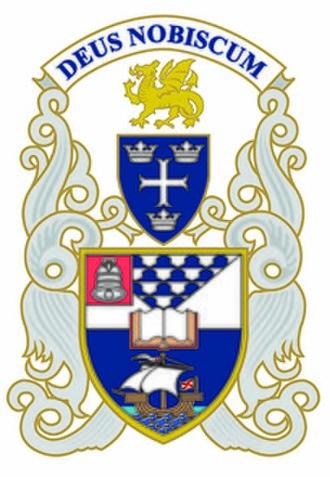 Methodist College Belfast - Methodist College Belfast Crest