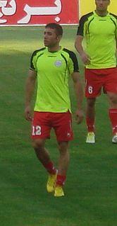 Meysam Hosseini Iranian footballer