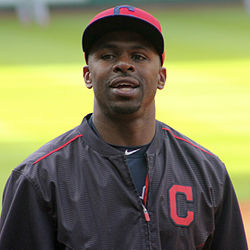 Michael Bourn Cleveland Indians April 2015 Houston.JPG