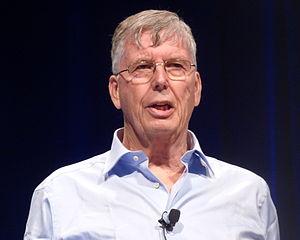 Michael Stonebraker - Michael Stonebraker giving the 2015 Turing lecture