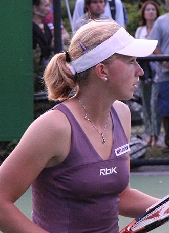 Michaëlla Krajicek - Michaëlla Krajicek at the Australian Open (2007)