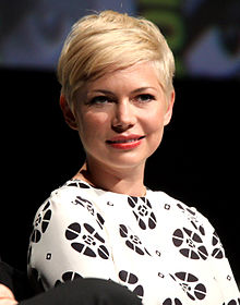 Michelle Williams - the beautiful, friendly, actress with German, Scottish, Danish, English, Welsh, Swedish, Swiss, roots in 2020