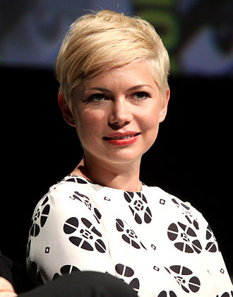 Michelle Williams on screen and stage - Williams at the 2012 San Diego Comic-Con
